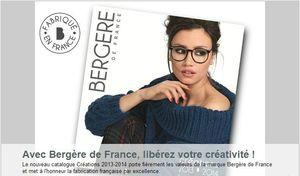 BERGERE DE FRANCE - CATALOGUE COLLECTION 2013