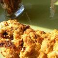 Cookie à la tomate séchée & chorizo