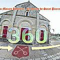 Histoire du marais poitevin : découverte de saint pierre le vieux