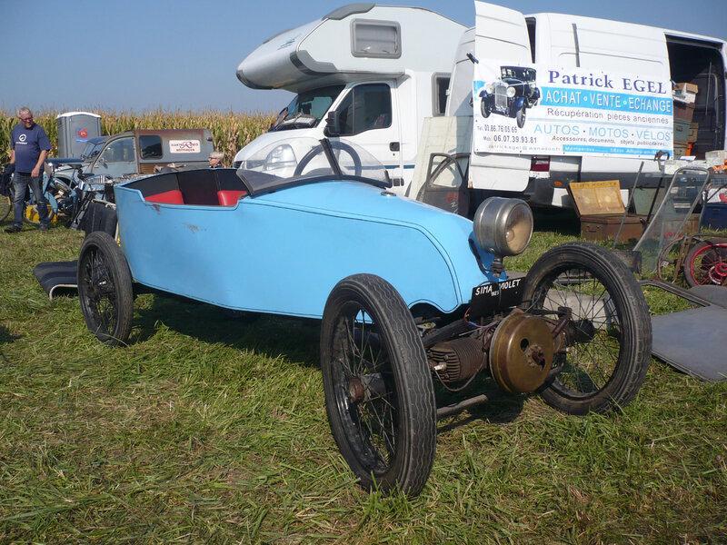 SIMA VIOLET cyclecar 1925 Lipsheim (1)