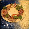 Restaurant fjord - oslo : table du nord...