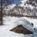 La Braïssa, Sestrière, dans les Alpes-Maritimes