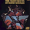 David Newman - 1969 - The many facets of David Newman (Atlantic)