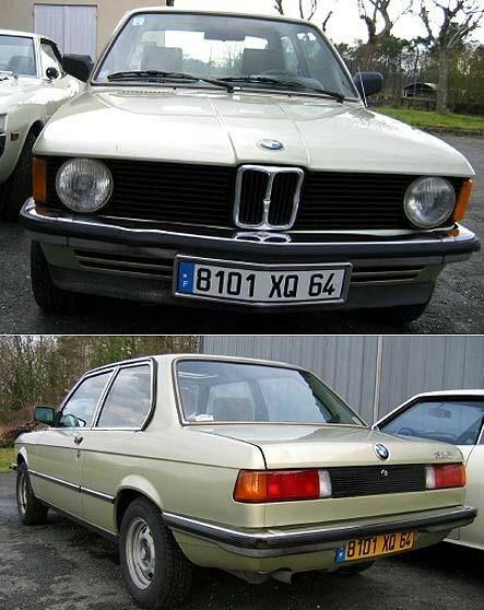 BMW - Coach 3.16 - 1981