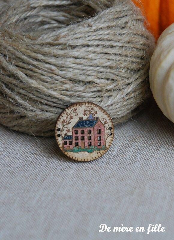 Petit médaillon maison 3