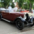 Bugatti type 44 tourer de 1929 (Retrorencard aout 2010) 01
