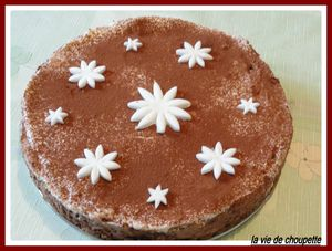 cheesecake chocolat noisettes 003