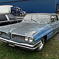 Pontiac strato chief 4door sedan-1961