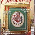 Embroidery & cross stitch n- 3 002