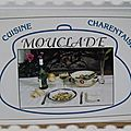 Moules - Mouclade