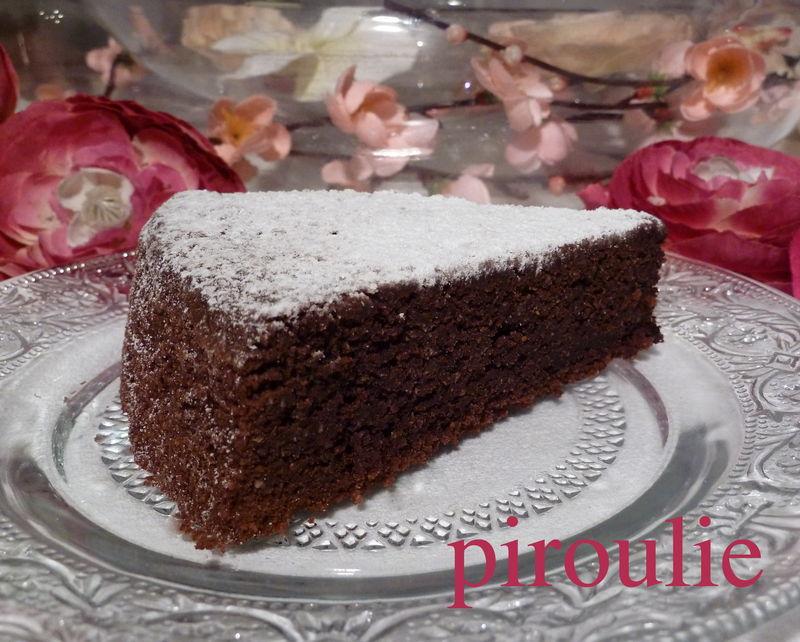 Torta Caprese D Alba Pezone Gateau Moelleux Au Chocolat Et Aux