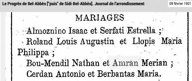 BOUMENDIL-Mariage-AMRAN-1901