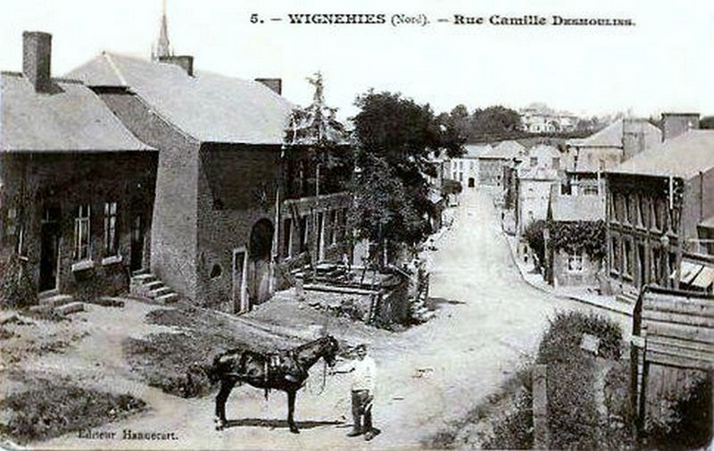 WIGNEHIES-Rue Camille Desmoulins1
