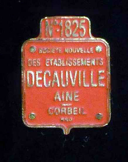 Decauville 30T-1