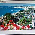 Cannes 1 - la Croisette