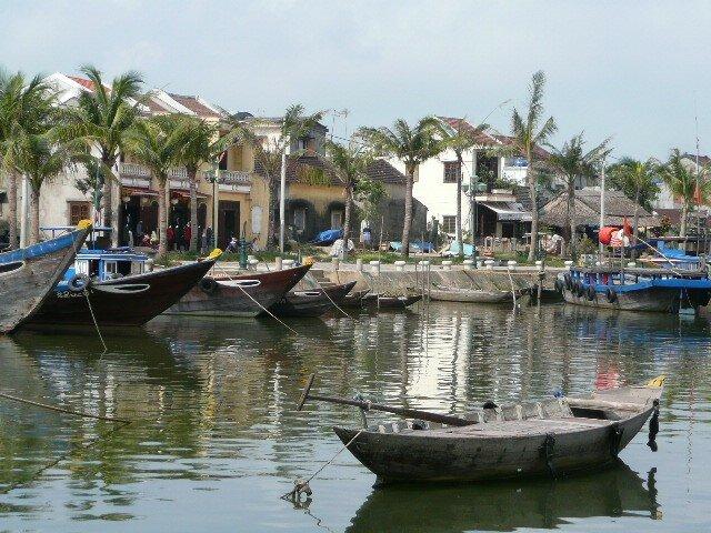 Port de Hoi An
