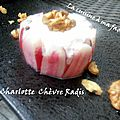 Charlotte aux radis
