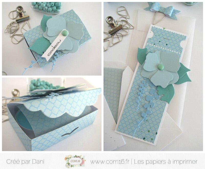 Dani box & bookmark Lisa 27 Com