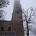 Bruges, église St-Sauveur