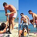 Encore des bogosses de la plage