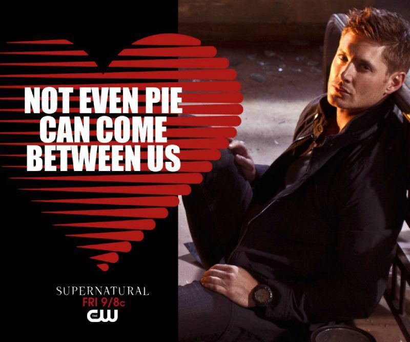 St Valentin Supernatural Dean