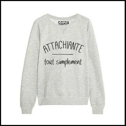 shaman sweat attachiante
