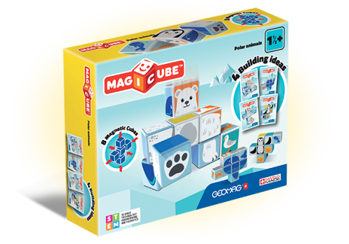 magicube_polar_animals