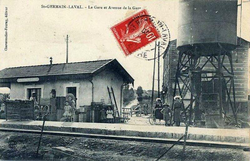 st germain laval annexes la gare42