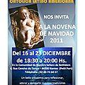 Novena de navidad, por la comunidad catolica latino americana