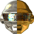 017-gif-daft-punk-thomas-casque-helmet-chrome-or