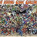 Petit bilan challenge comics