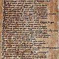 Chanson médiévale
