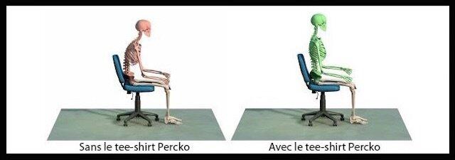 percko tee shirt seconde peau 3