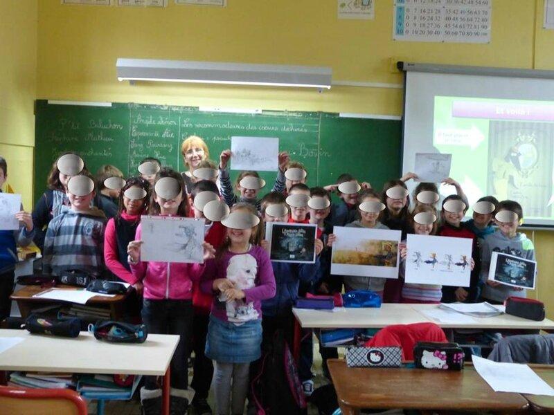 Classe Bouillé Saint-Paul