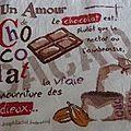 un amour de chocolat de Lilipoint 2010
