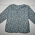 Blouse little boy 24