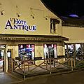 L'hôte antique blois loir-et-cher restaurant cave à vins rôtisserie