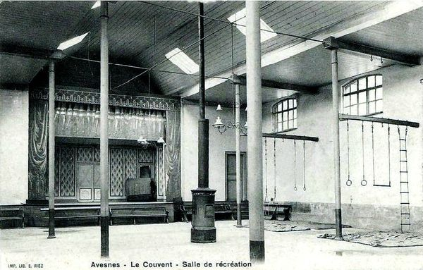 AVESNES-Le Couvent