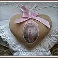 Coeur Marie-Louise