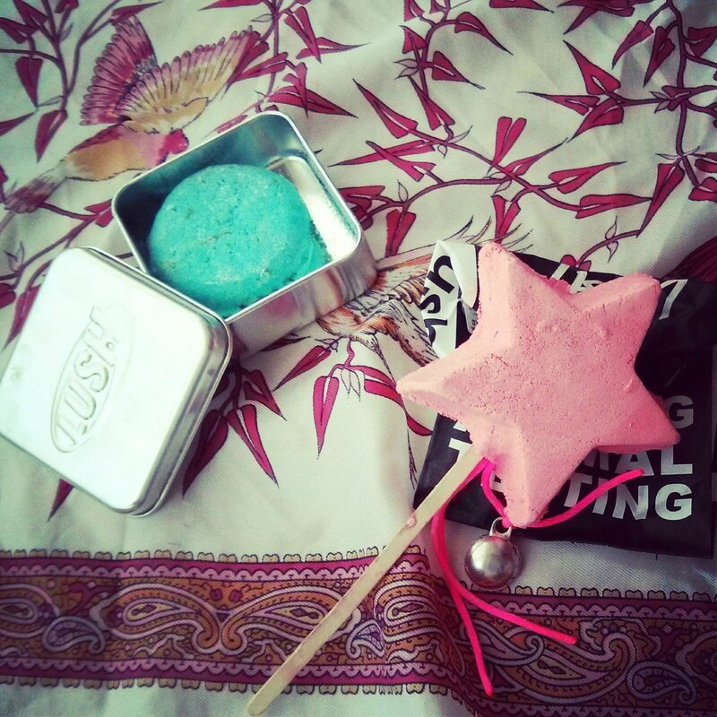 Coffret cadeau Lush © Kid Friendly