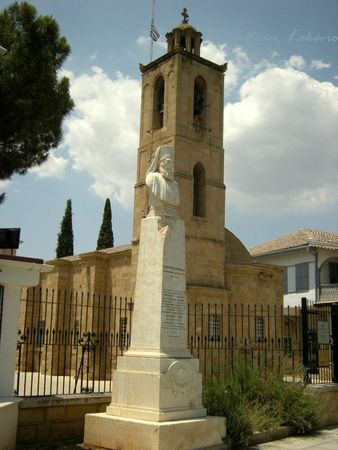 Chypre Cathedrale St jean