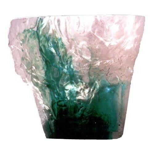 Vase - Sculpture en cristal