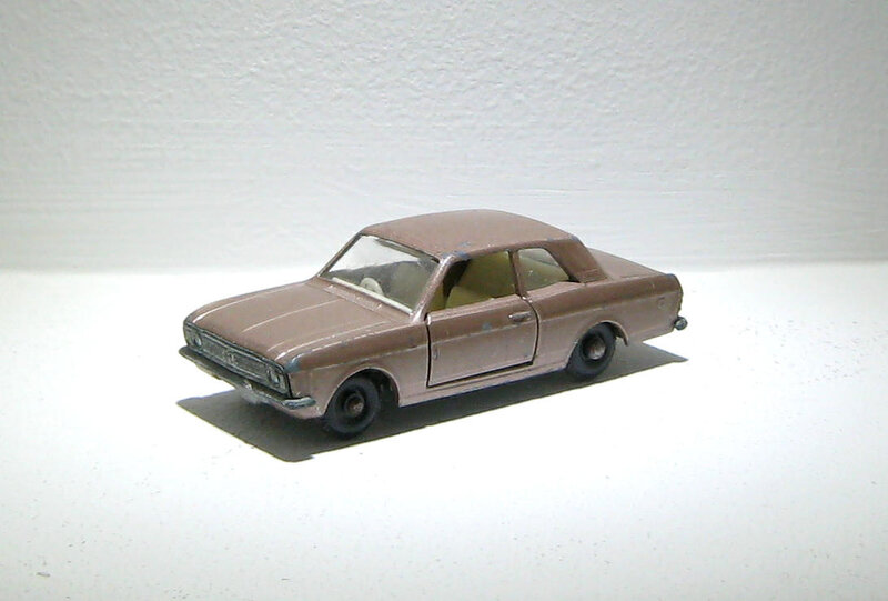 Ford cortina (ref 25)(Matchbox) 01