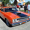 Plymouth road runner hardtop coupe-1970