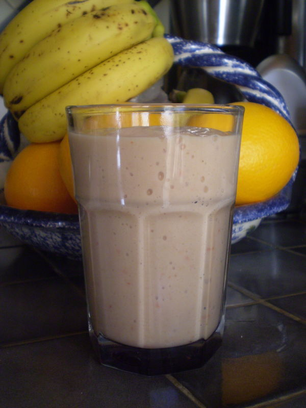 smoothie tomate banane)