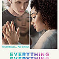 [cinéma] everything everything