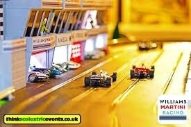 CHRISTMAS 2017 SCALEXTRIC