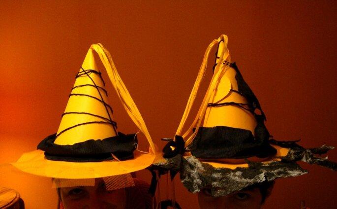 chapeaux sorciers