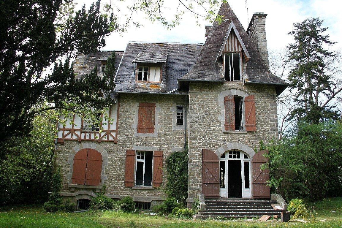 Bretagne, Manoir_6400