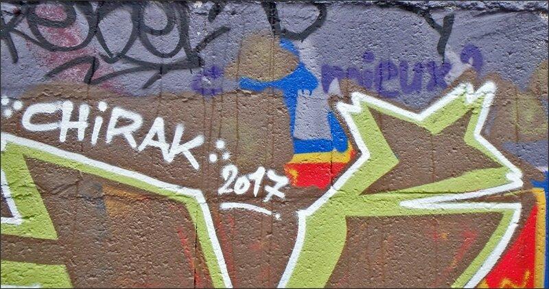 graff Chirak 2017